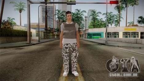 Skin Random Male 5 GTA Online para GTA San Andreas segunda tela