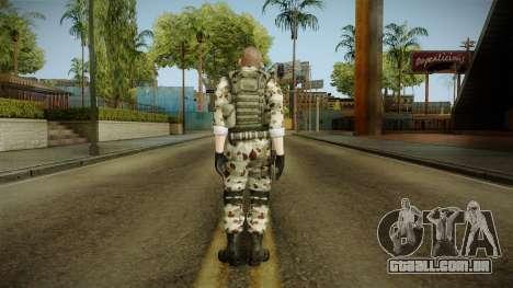 Resident Evil ORC Spec Ops v7 para GTA San Andreas