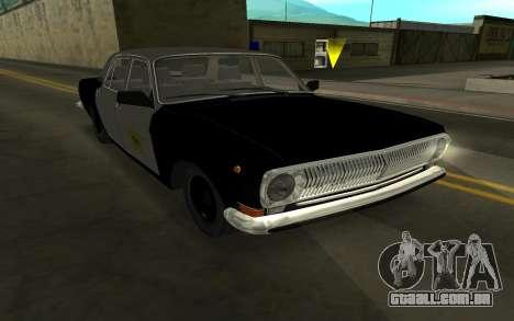 GAZ 24-10 Xerife para GTA San Andreas