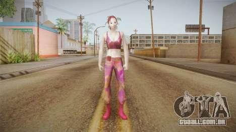 Vikki of Army Men: Serges Heroes 2 DC v3 para GTA San Andreas