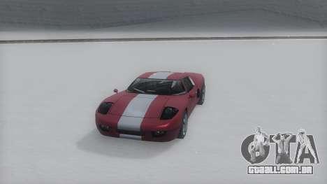 Bullet Winter IVF para GTA San Andreas