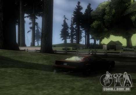 MMGE 3.0 para GTA San Andreas sexta tela