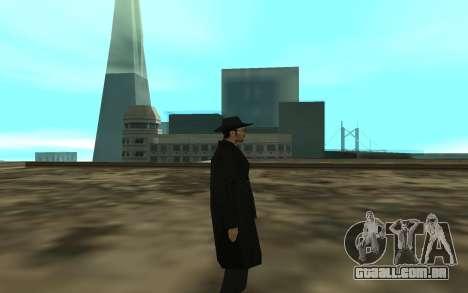 The BOSS para GTA San Andreas segunda tela