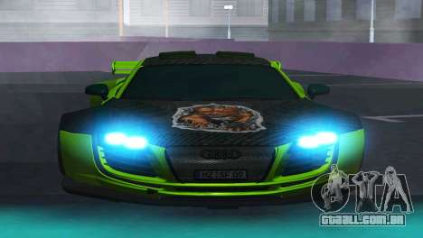 AUDI R8 LMS SPORTS para GTA San Andreas