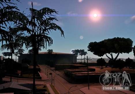 MMGE 3.0 para GTA San Andreas segunda tela