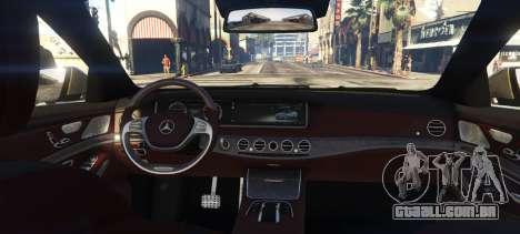 Mercedes-Benz S65 W222