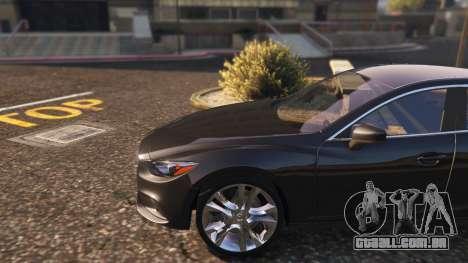 Mazda 6 2016 para GTA 5
