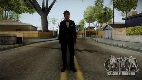 Dead Rising 3 - Nick in a Tuxedo para GTA San Andreas segunda tela