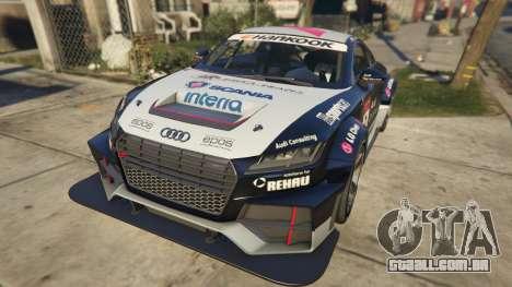 GTA 5 Audi TT cup 2015 voltar vista