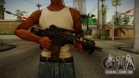 HK G36C v3 para GTA San Andreas