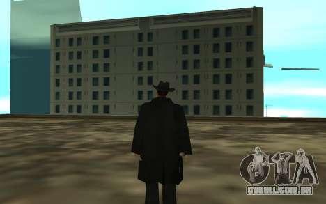 The BOSS para GTA San Andreas terceira tela