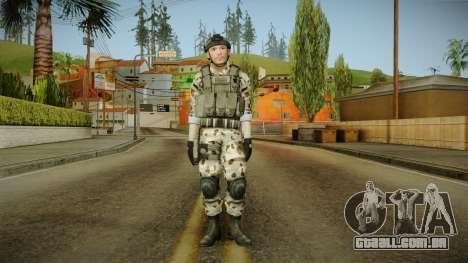 Resident Evil ORC Spec Ops v5 para GTA San Andreas segunda tela