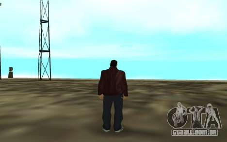 The Mafia para GTA San Andreas terceira tela