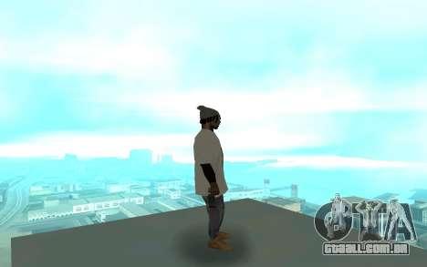 Grove Street Gang Member 2 para GTA San Andreas segunda tela