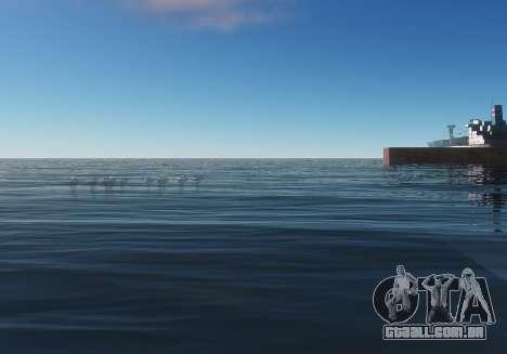 MMGE 3.0 para GTA San Andreas quinto tela