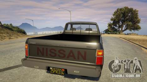 Nissan Datsun 1985