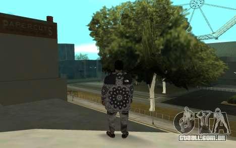 The Ballas 4 para GTA San Andreas terceira tela