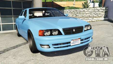 Toyota Chaser (JZX100) v1.1 [add-on]