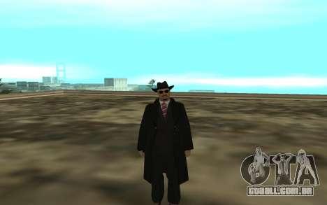 The BOSS para GTA San Andreas