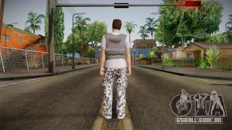 Skin Random Male 5 GTA Online para GTA San Andreas terceira tela