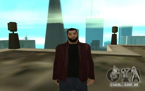 The Mafia para GTA San Andreas