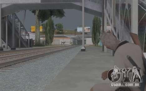 ENB For Medium PC By Foty v.1 para GTA San Andreas