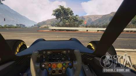GTA 5 Ferrari FXi1 vista lateral direita
