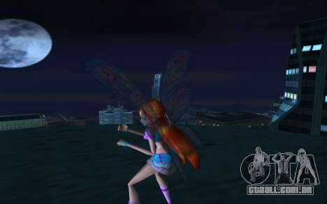 Bloom Believix from Winx Club Rockstars para GTA San Andreas