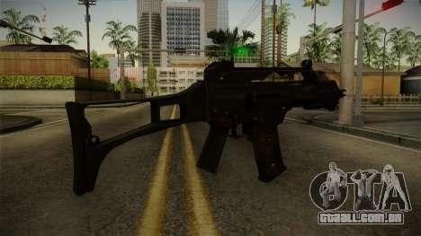 HK G36C v3 para GTA San Andreas terceira tela