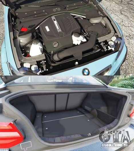 GTA 5 BMW M235i (F87) 69Works [add-on] vista lateral direita