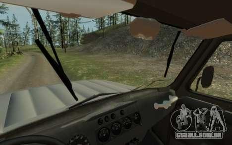 УАЗ 469 (Paulo Preto prod.) para GTA 4 traseira esquerda vista