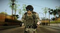 Resident Evil ORC Spec Ops v6 para GTA San Andreas