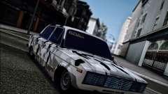 VAZ 2106 Camuflagem para GTA San Andreas