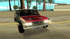 VAZ 2103 BATALHA CLÁSSICO para GTA San Andreas