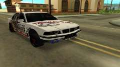 BMW 7 Series E38 para GTA San Andreas