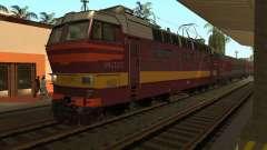 Locomotiva de passageiros CHS4t-521