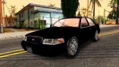 Ford Crown Victoria Detective 2008 para GTA San Andreas