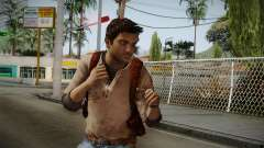 Uncharted Golden Abyss - Nathan Drake para GTA San Andreas
