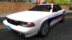 Vapid Stanier Metropolitan Police 2009