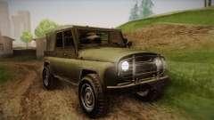 УАЗ-3151 CoD4 MW Remasterizada
