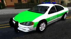 Dodge Intrepid German Police 2003