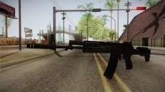 Call of Duty Ghosts - AK-12 para GTA San Andreas