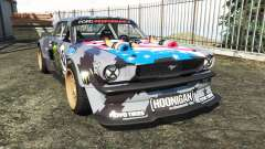 Ford Mustang 1965 Hoonicorn v1.3 [add-on] para GTA 5