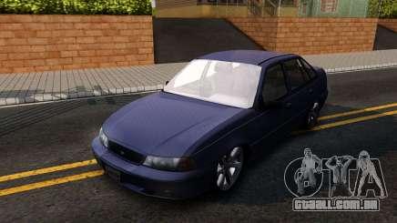 Daewoo Cielo 2001 para GTA San Andreas
