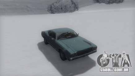 Sabre Winter IVF para GTA San Andreas