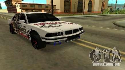 BMW 7 Series E38 para GTA San Andreas