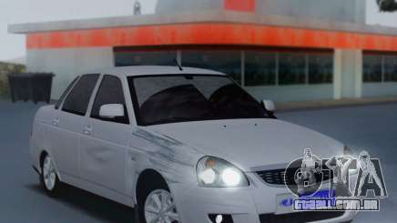 VAZ 2170 Priorik para GTA San Andreas