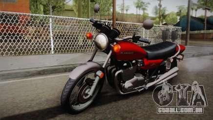Kawasaki Z1 1975 v1.1 para GTA San Andreas