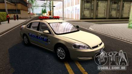 2007 Chevy Impala Bayside Police para GTA San Andreas
