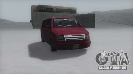 Moonbeam Winter IVF para GTA San Andreas